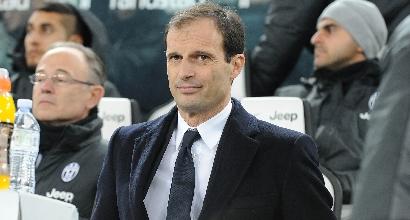 """Juventus, Allegri: """"L'importante è non prendere gol in casa"""" - Calcio"""