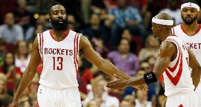 Nba: Harden fa 51, Spurs ai playoff