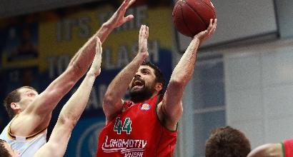 Olimpia Milano: preso Krunoslav Simon dalla Lokomotiv Kuban