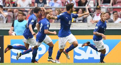 Calcio: Euro U19, domani Germania-Italia