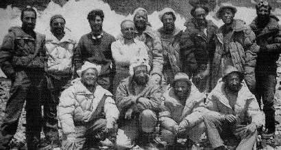 Alpinismo: addio a Erich Abram, l'ultimo dei conquistatori del K2