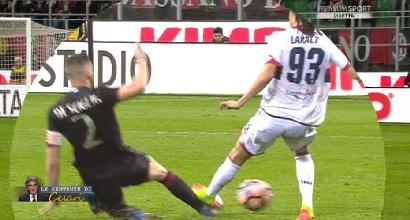 Serie A, la moviola della 29.a giornata