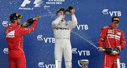 Ferrari, una sconfitta che ha un retrogusto dolce