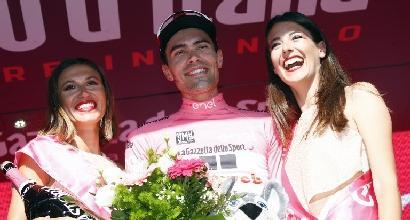 """Giro, Dumoulin: """"Proverò a tenere la maglia rosa fino a Milano"""""""