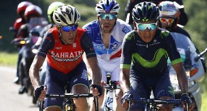 """Giro, Quintana: """"Dumoulin sta bene ma posso riprendermi la maglia rosa"""""""