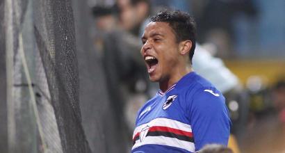 Sampdoria, Muriel rinnova fino al 2021