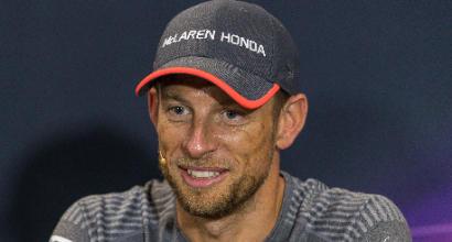 """Button difende Vettel: """"E' già stato sanzionato, guardiamo avanti"""""""