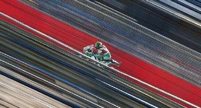 MotoGP, Crutchlow si taglia un dito: Misano a rischio