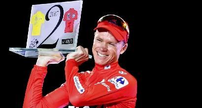 Ciclismo sotto shock: Froome positivo alla Vuelta