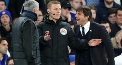 """Mourinho, nuovo attacco a Conte: """"Solo disprezzo, storia chiusa"""""""