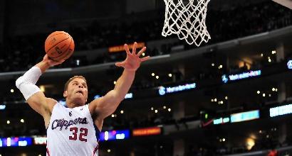 Nba, Blake Griffin lascia i Los Angeles Clippers: va ai Detroit Pistons