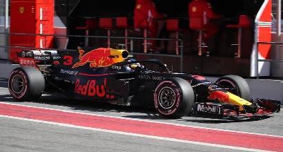 Formula 1, day-2 a Barcellona: Ricciardo gira più veloce di tutti