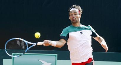 Coppa Davis: Fognini rialza l'Italia, con la Francia è 1-1