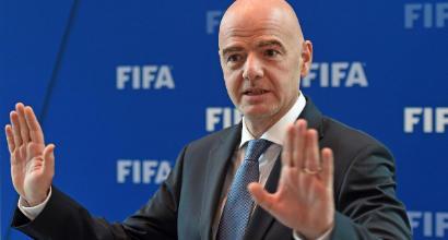 """Fifa, ecco il nuovo Mondiale per club: sarà il """"Torneo dei sogni"""""""