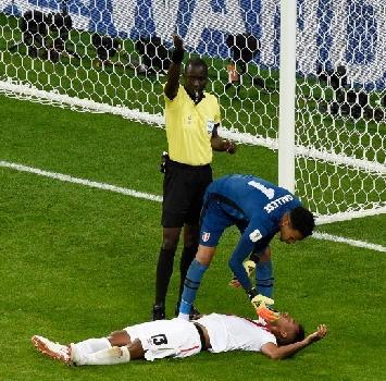 Mondiali 2018, il peruviano Tapia ricorda solo l'inno nazionale