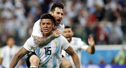 SNAI - Mondiali 2018: Francia, quote da quarti. Uruguay-Portogallo è un thriller