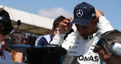 """F1, Hamilton """"perdona"""" Raikkonen: """"E' stato solo un incidente di gara"""""""