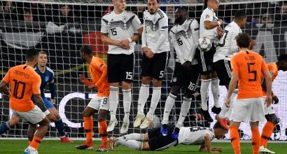 Germania-Olanda, Kimmich come Brozovic: la mossa del coccodrillo per disinnescare Depay