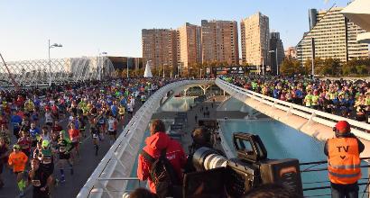 Maratona di Valencia, la nuova piccola New York: 2000 italiani domenica al via