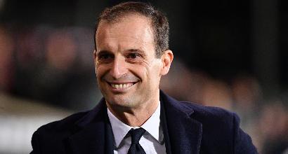 """Juve, Allegri tiene alta la guardia: """"Con l'Inter sfida molto difficile"""""""