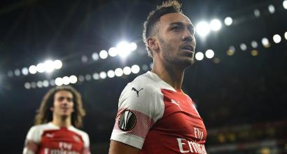 Europa League: l'Arsenal ribalta il Bate e va agli ottavi con Eintracht, Valencia e Zenit