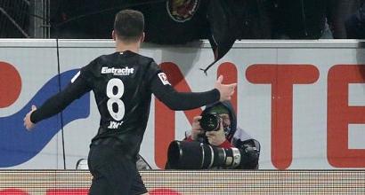Luka Jovic l'anti-Inter: ha 21 anni, segna gol a raffica e piace molto al Barcellona