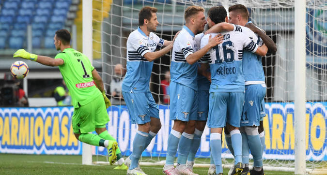 Serie A: Lazio-Udinese 2-0, Inzaghi a -3 dal Milan