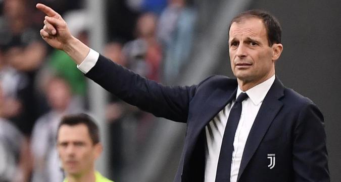 Juventus, Allegri concede 4 giorni di riposo prima della Roma