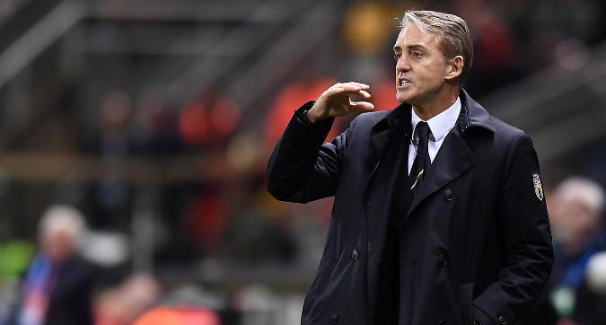Mancini difende la scelta di Conte: