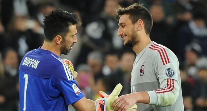 Psg da Gigi a Gigio: assalto al Milan per Donnarumma