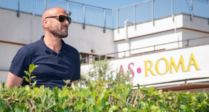 """Roma, ecco Petrachi: """"Higuain il nostro Batistuta. Dzeko? Nessuno ci ricatta e Barella è un capitolo chiuso"""""""