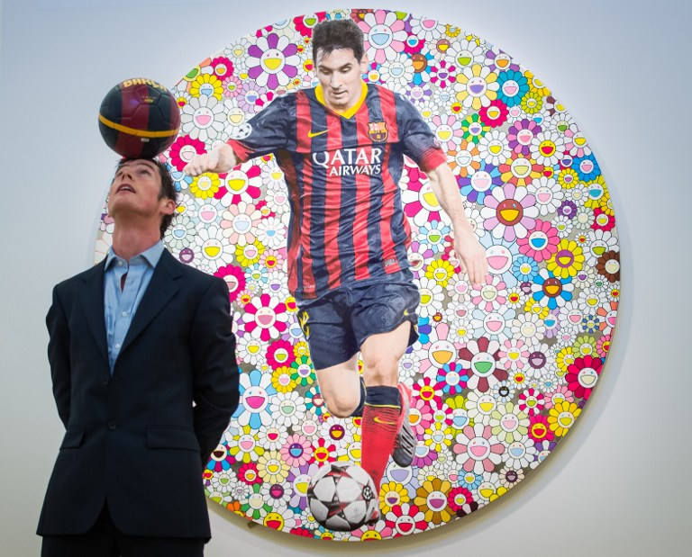 Barcellona: Messi va all'asta da Sotheby's