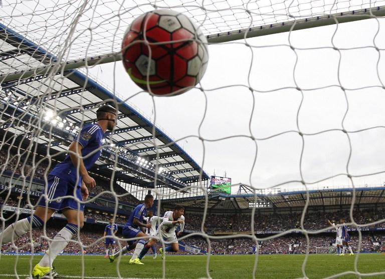Premier League, Chelsea-Crystal Palace 1-2: le foto del match
