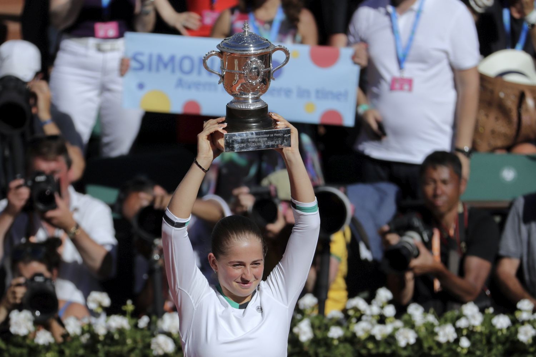 Roland Garros 2017: miracolo Ostapenko