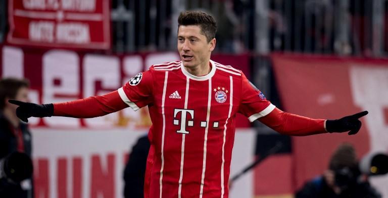 Robert Lewandowski, 174 gol in Bundesliga