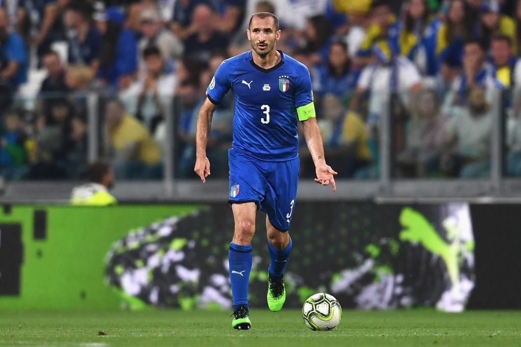10. GIORGIO CHIELLINI (Juventus): 4 milioni di euro
