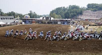 Il motocross a Maggiora