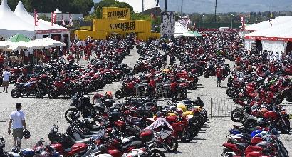 Ducati, numeri record al WDW