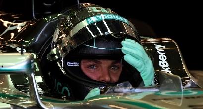 """F1, Hamilton: """"Che battaglia con Rosberg"""""""