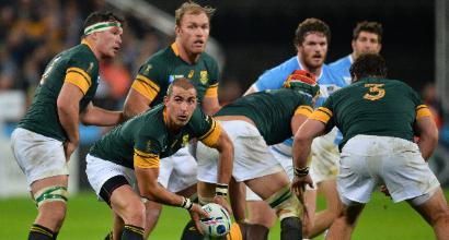 Rugby, Mondiali 2015: resa Argentina, Sudafrica di bronzo