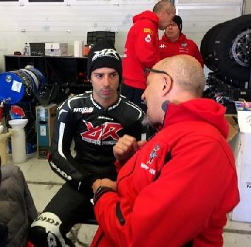 Superbike: Melandri in sella alla MV Agusta