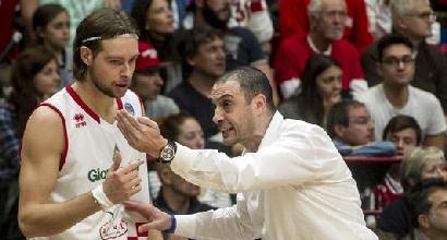 Basket, Serie A: riscossa Sassari, cade Pistoia