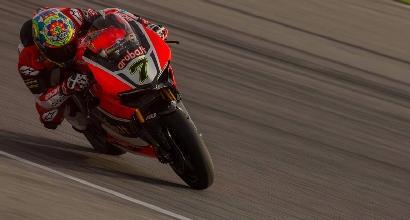 Sbk, test Portimao: Davies è il più veloce
