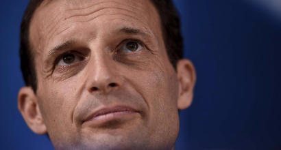 Juventus, Allegri in conferenza: