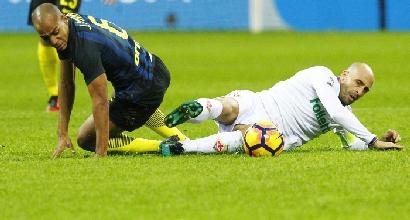 Inter, accordo con Borja Valero