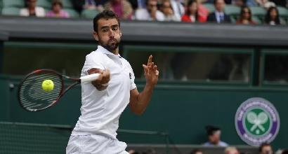 Tennis, Wimbledon: Federer raggiunge Cilic in finale
