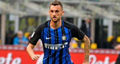 Inter, allarme Brozovic: derby a rischio
