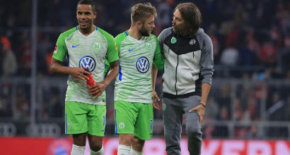 Wolfsburg, spazzolino e dentifricio dopo ogni allenamento