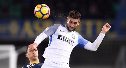 Verona-Inter, Gagliardini: