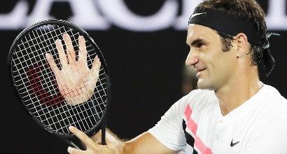 Australian Open, Federer e Djokovic agli ottavi